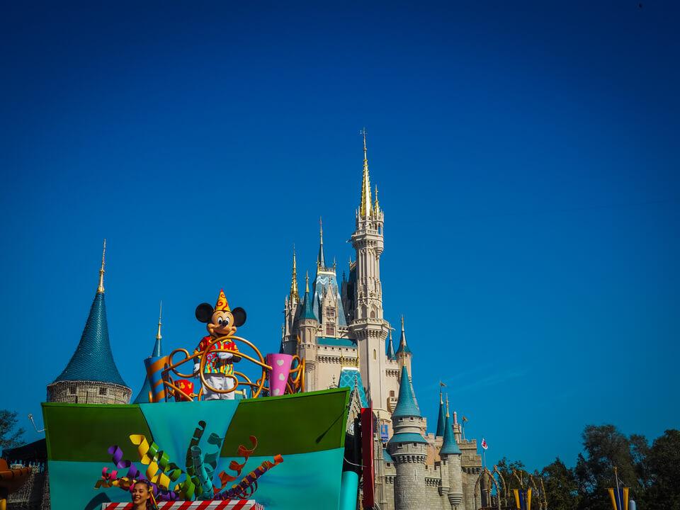Disney Orlando Mickey Mouse