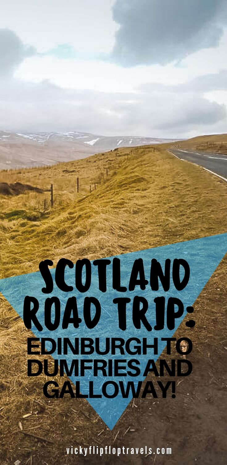 Road trip in Scotland