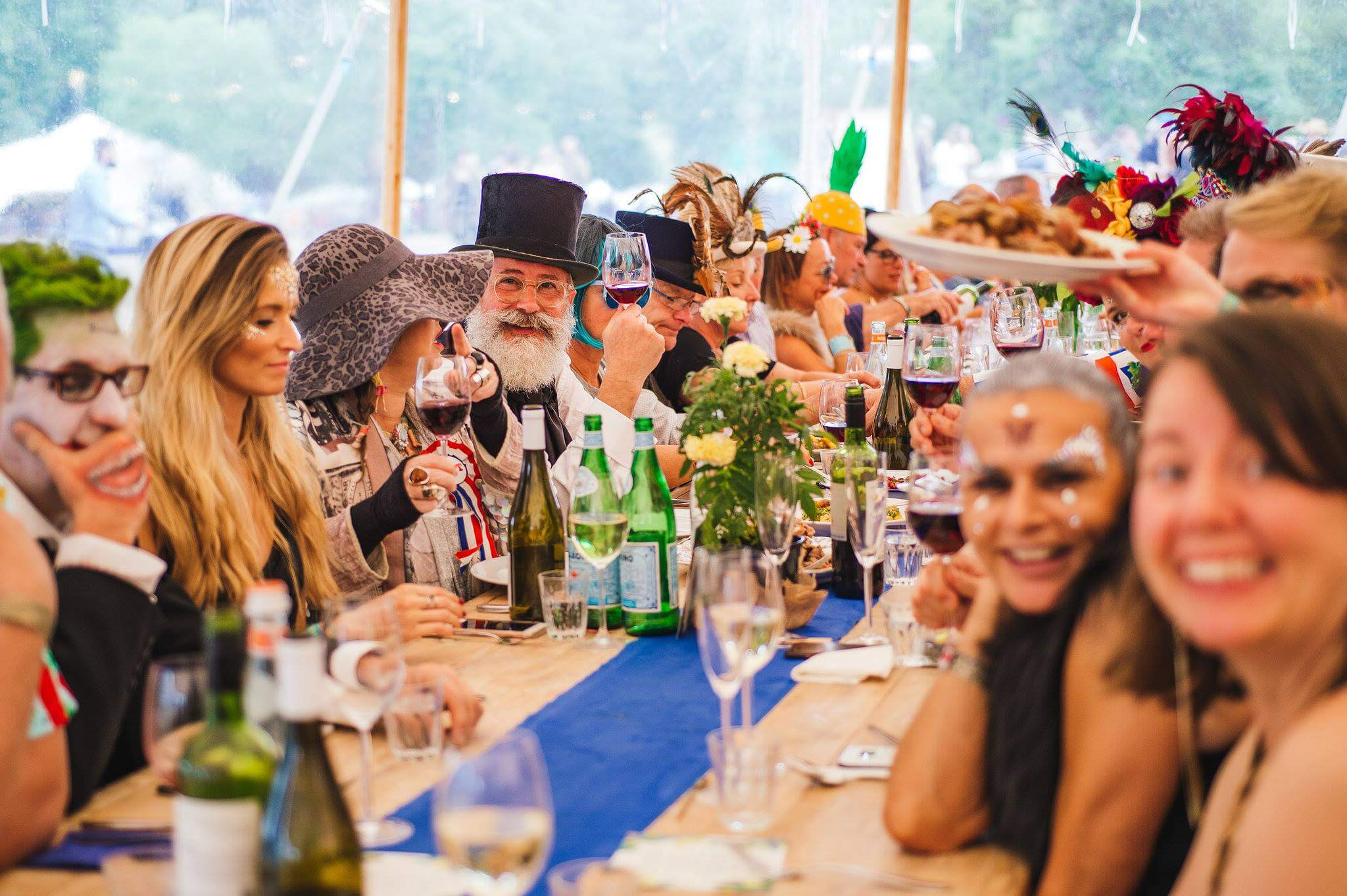 Things to do Wilderness Festival