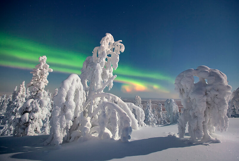 Going to Finland