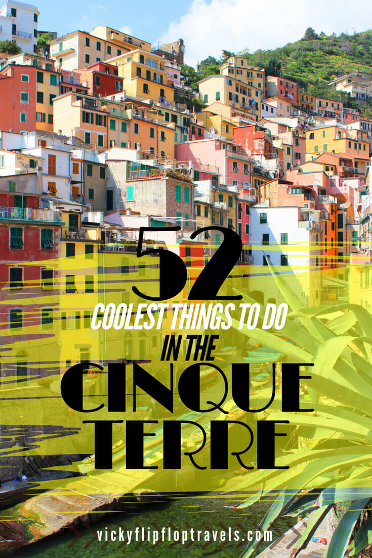 Cool Things to do Cinque Terre