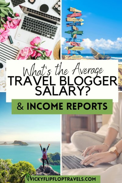 TRAVEL BLOGGER EARNINGS