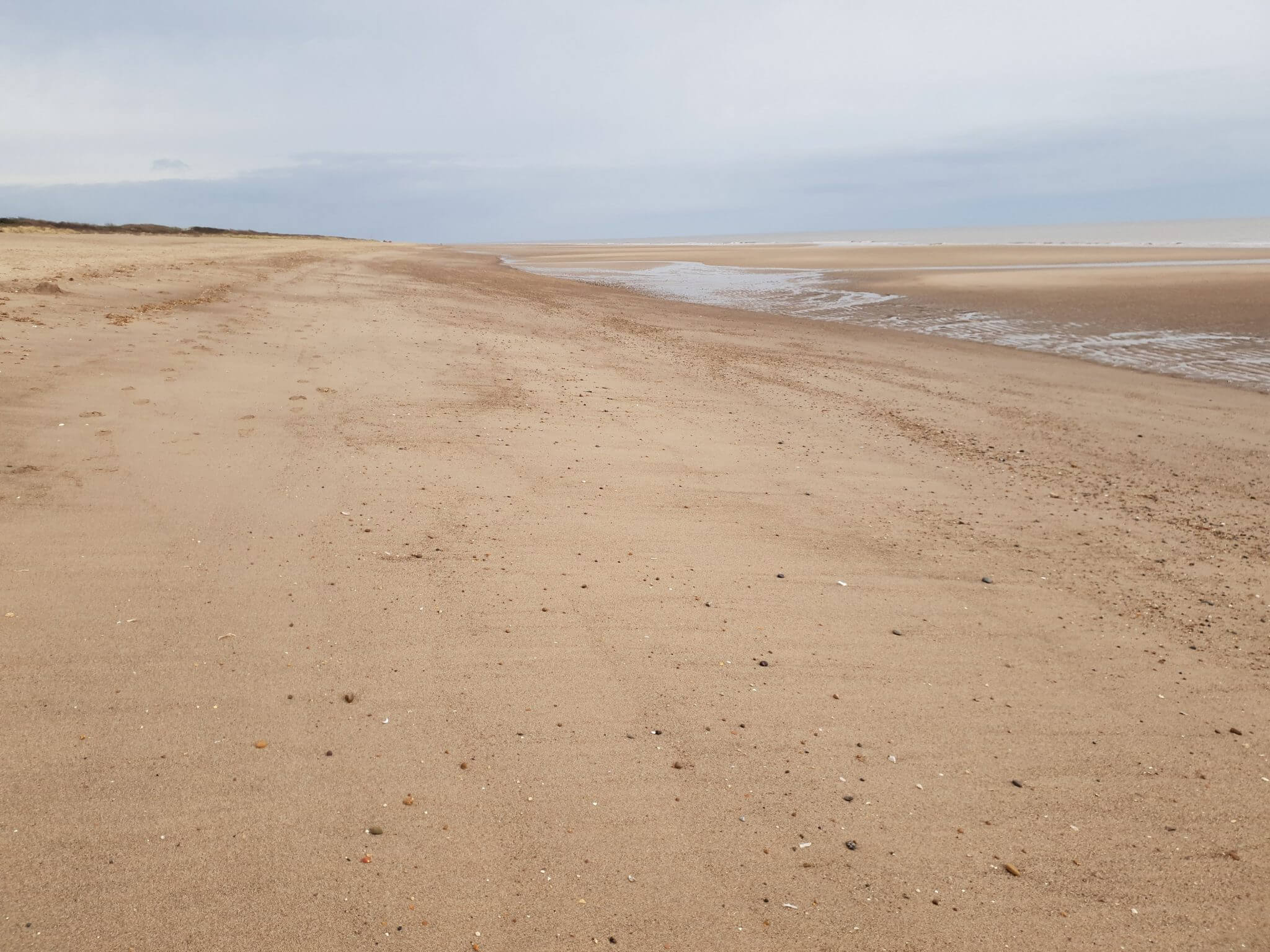 Weekend in Lincolnshire Coast