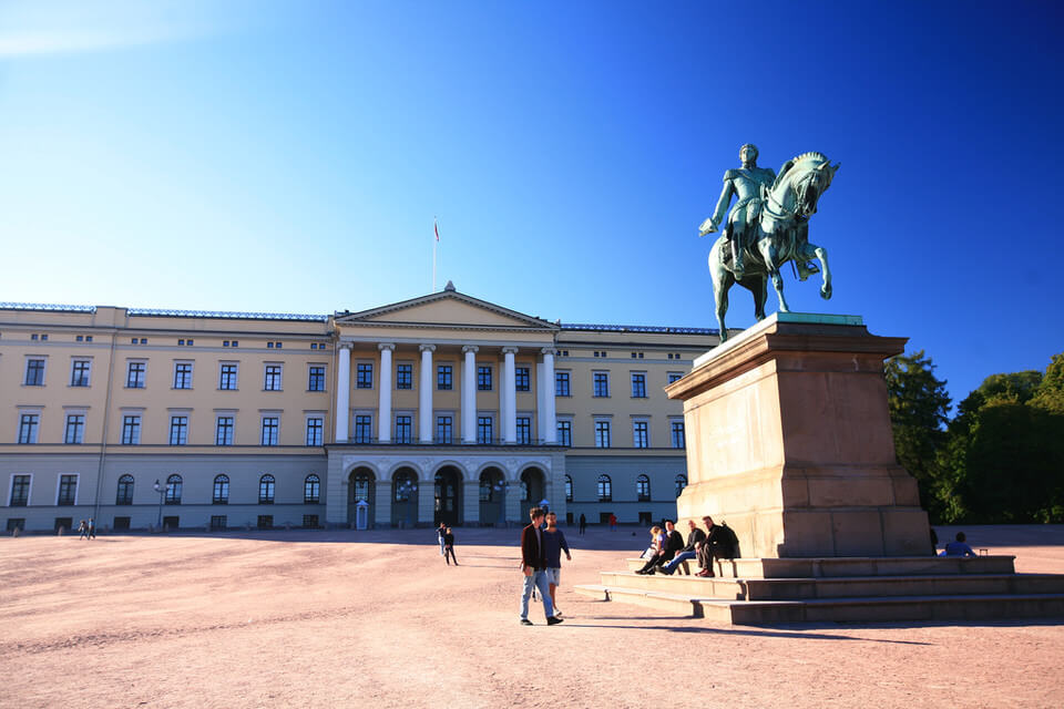 Oslo Royal Palace