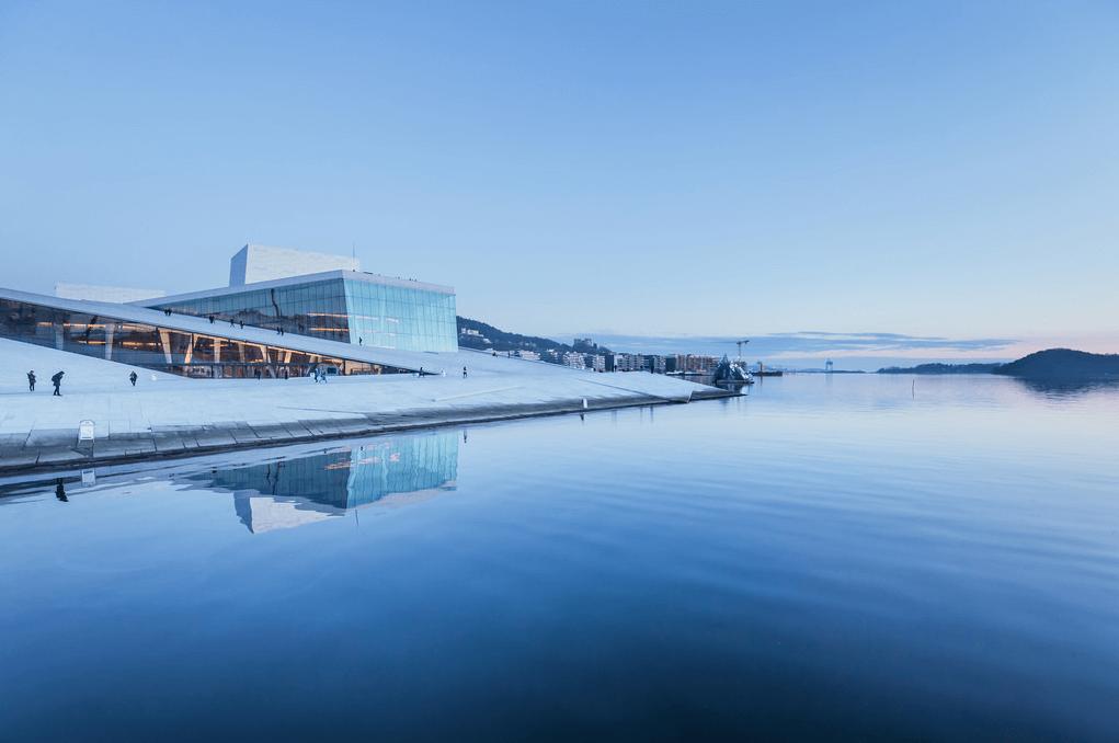 Weekend in Oslo