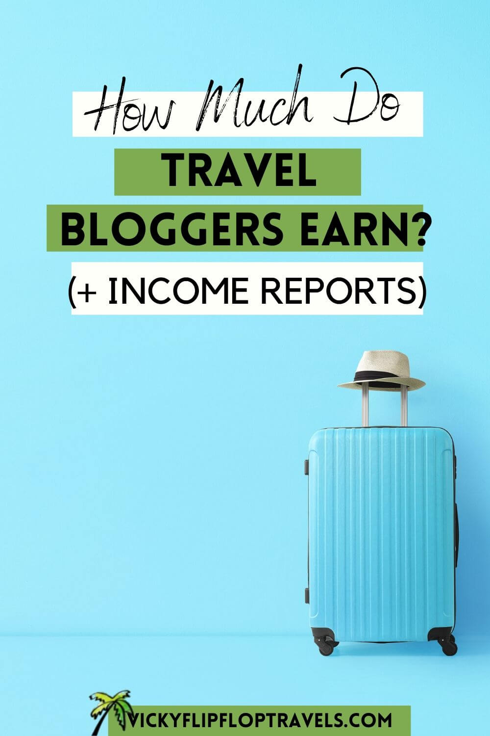 TRAVEL BLOG SALARY