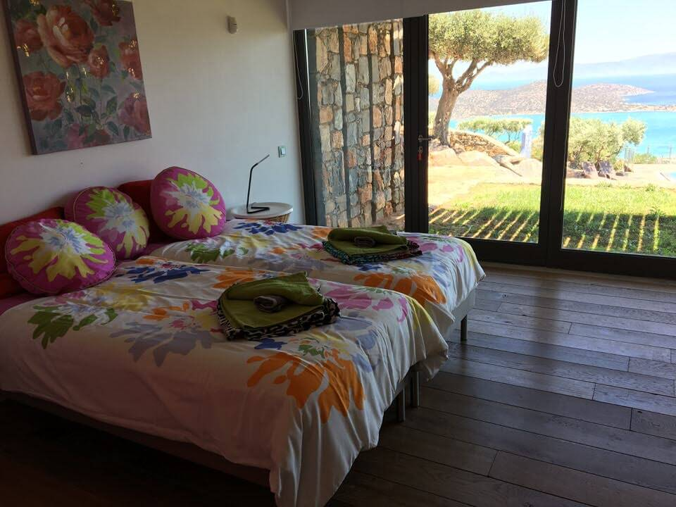 My bedroom Crete