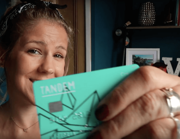 The Tandem Credit Card: NO International Fees & Cashback Too!