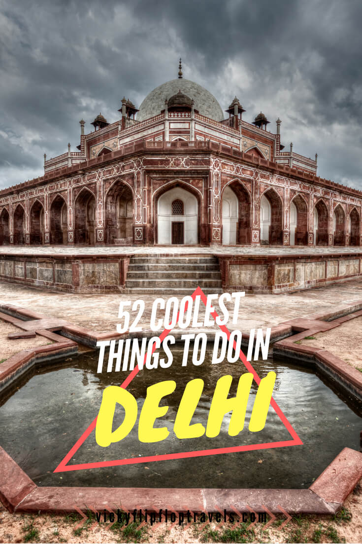 cool things to do in delhi