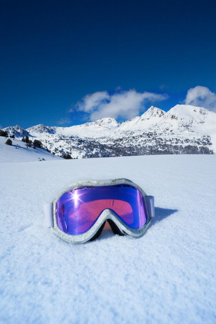 Italy skiing