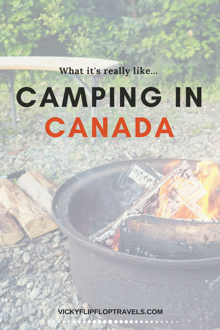 Camping in Canada
