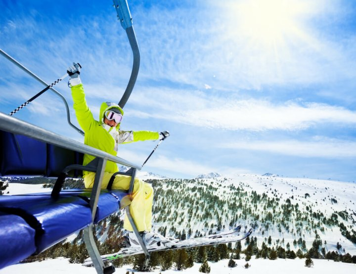 Ladies! Ever Considered Becoming a Ski Instructor?
