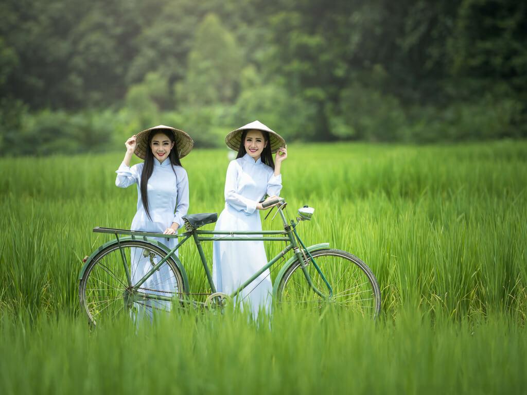 Hiring a Motorbike in Vietnam
