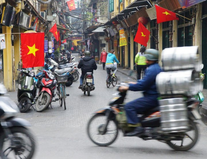 The Ultimate Vietnamese Adventure: Hiring a Motorbike