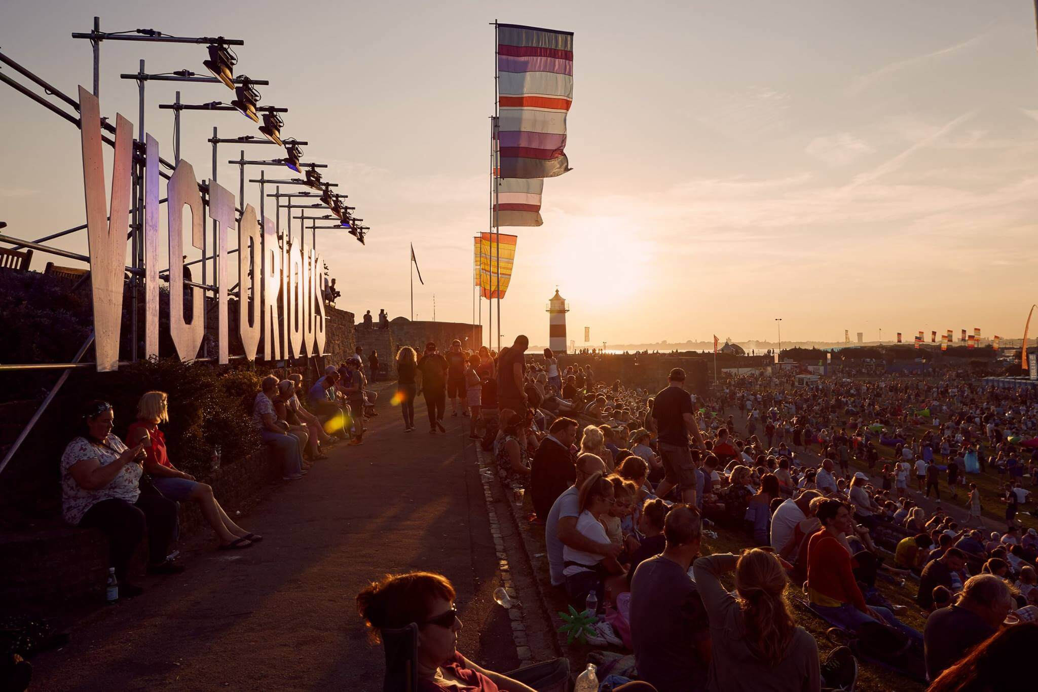 Things to do at Victorious Festival