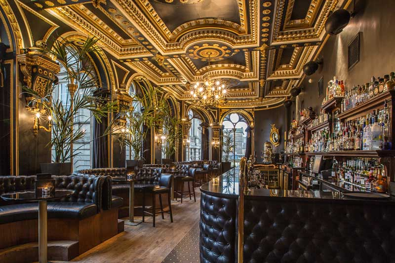 Best cocktail bars in Edinburgh