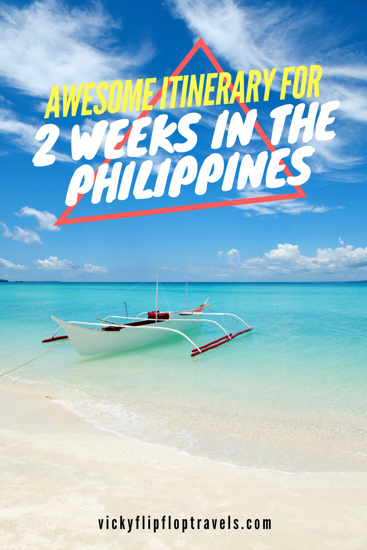 Philippines for two weeks