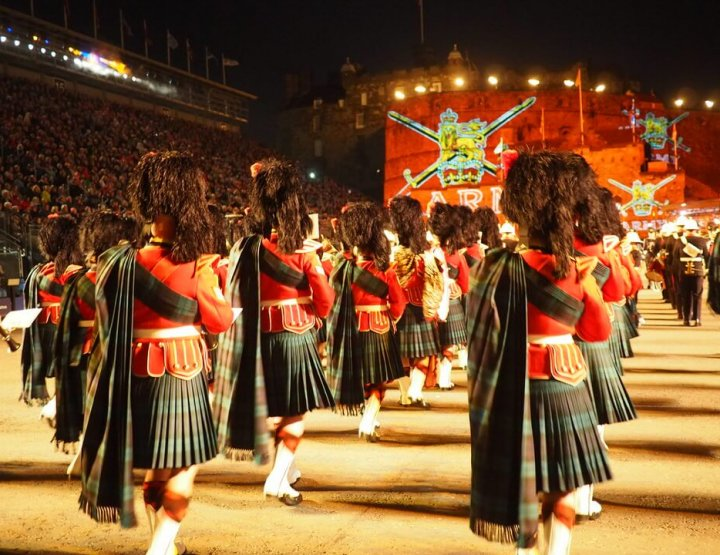 The Incredible Royal Edinburgh Military Tattoo Experience