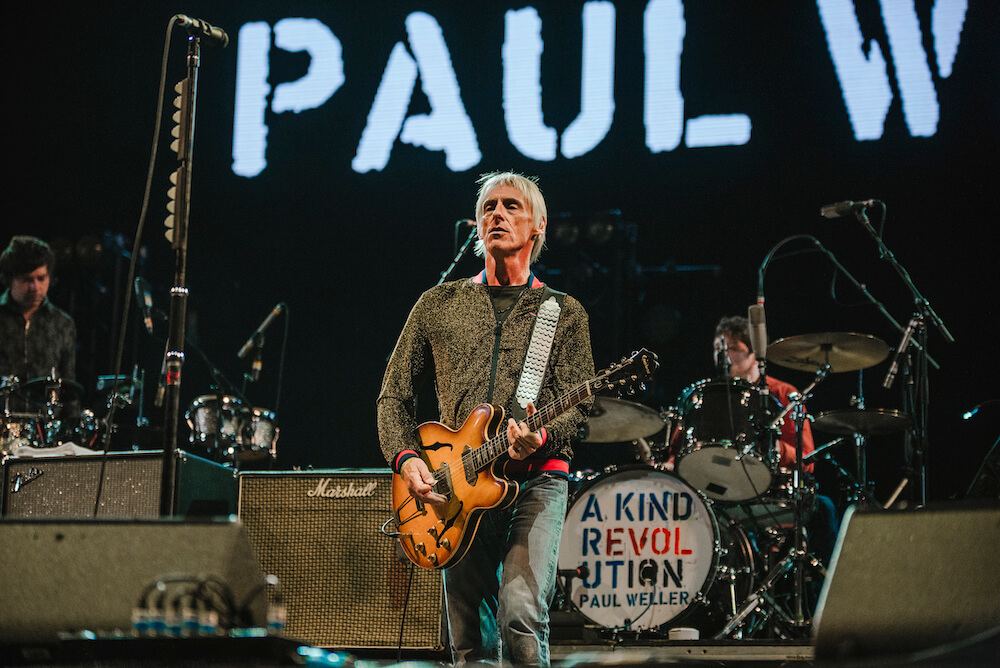 Paul Weller at Victorious Festival