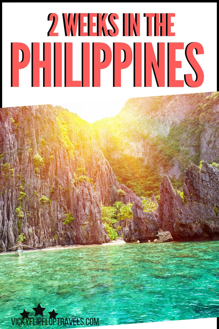 Philippines for 2 weeks