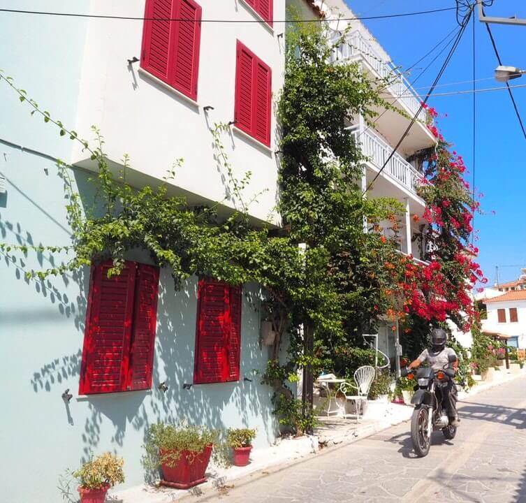 Holiday in Samos