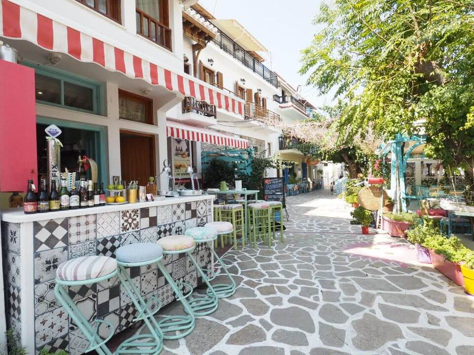 Samos for your holiday