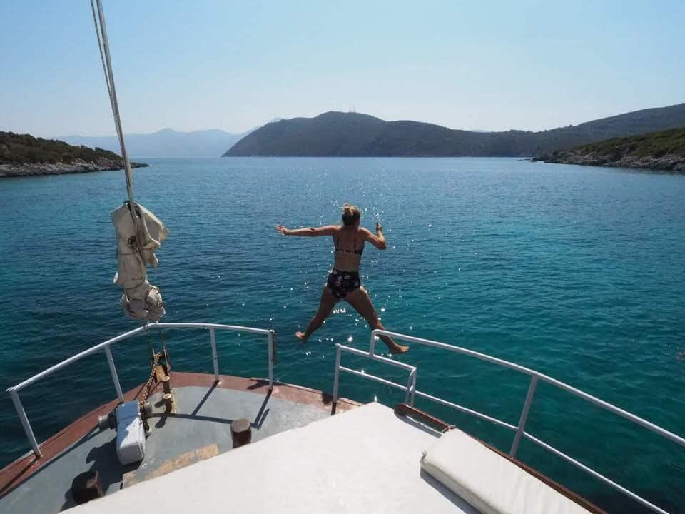 Samos for a holiday