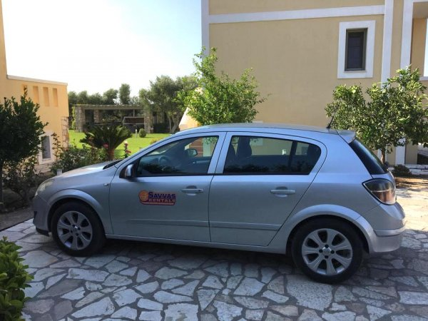 car hire in Samos