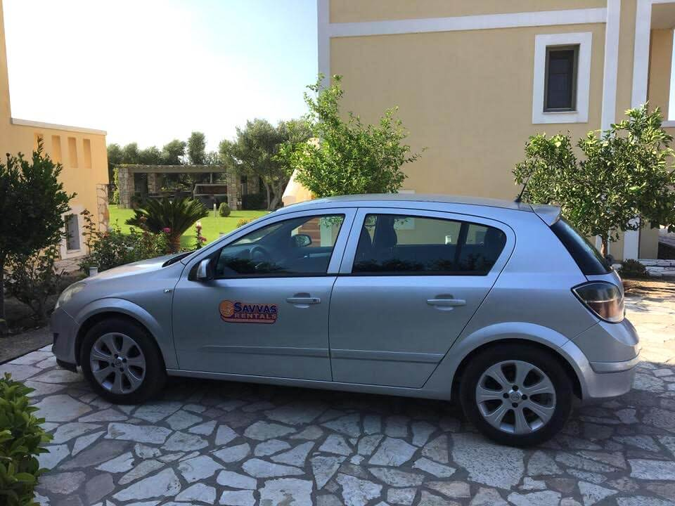 car hire in Samos