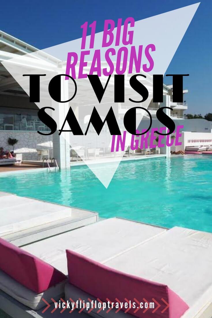 Samos for a week
