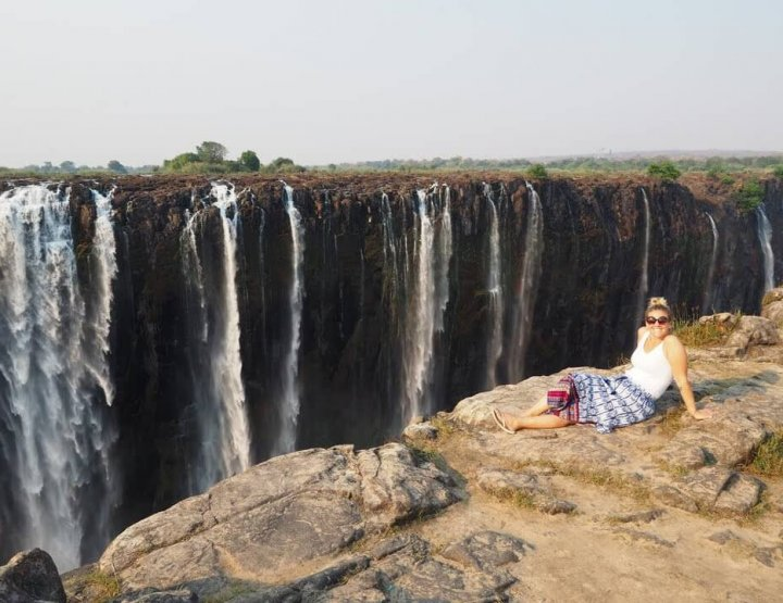 Visiting Victoria Falls from the Zimbabwe Side