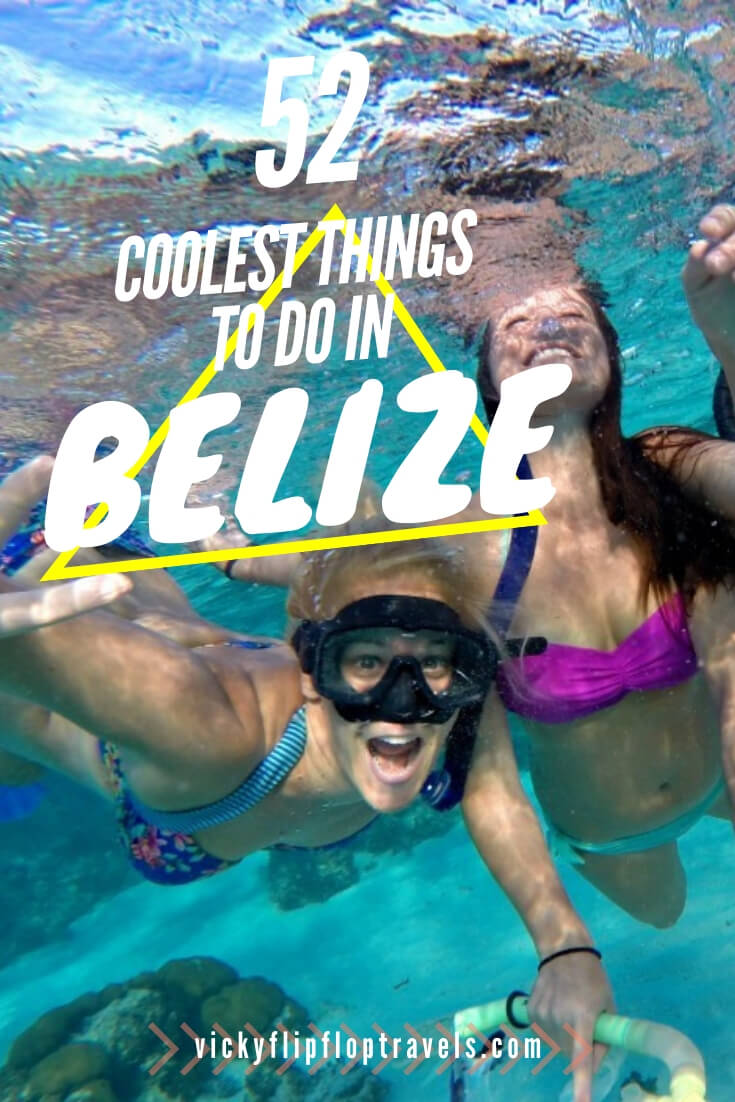 Coolest things to do in Belize