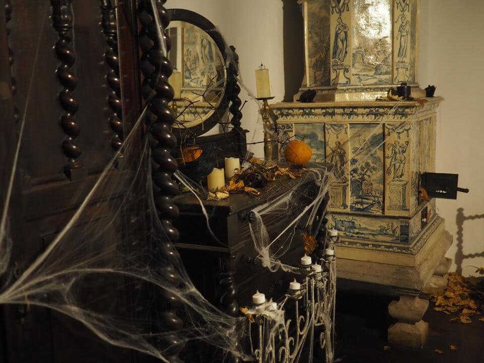 Halloween at Bran Castle