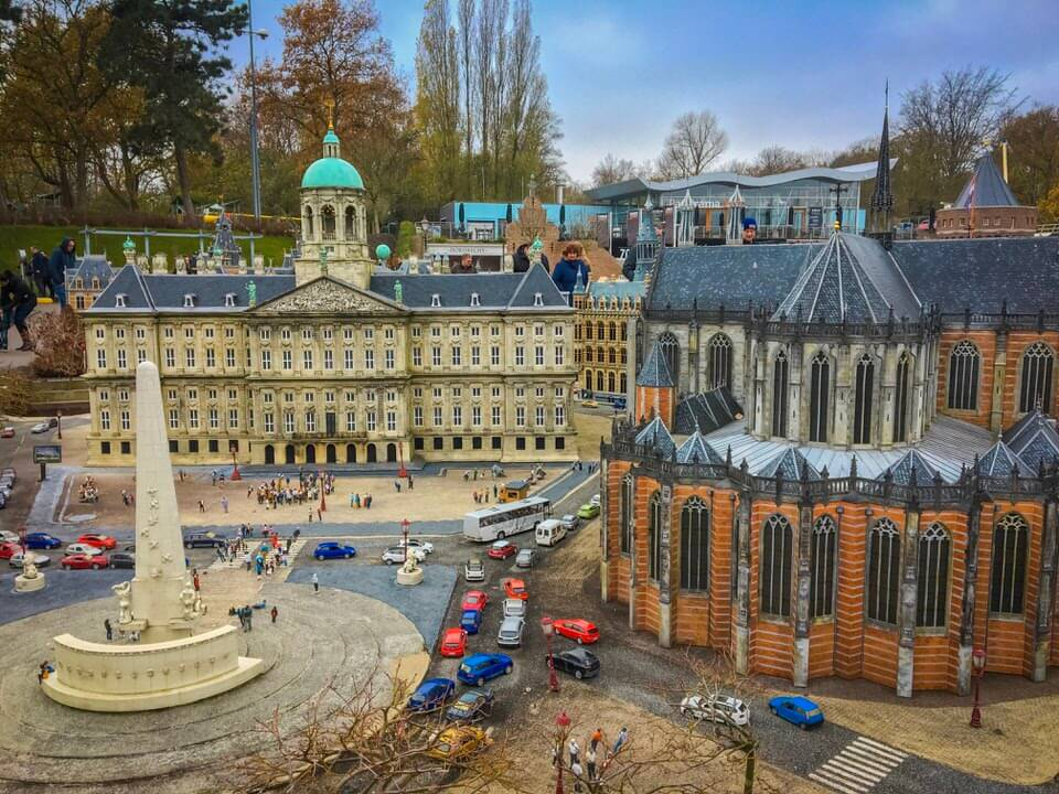 Madurodam in The Hague