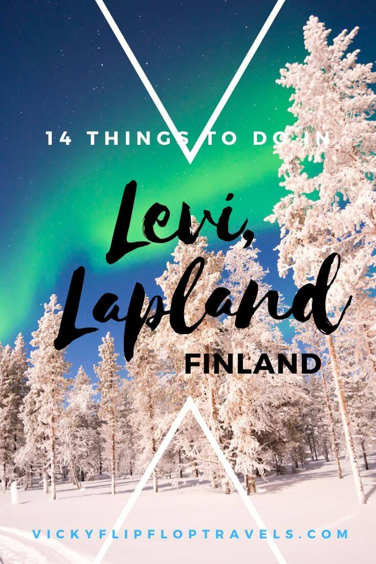 what to do in levi lapland