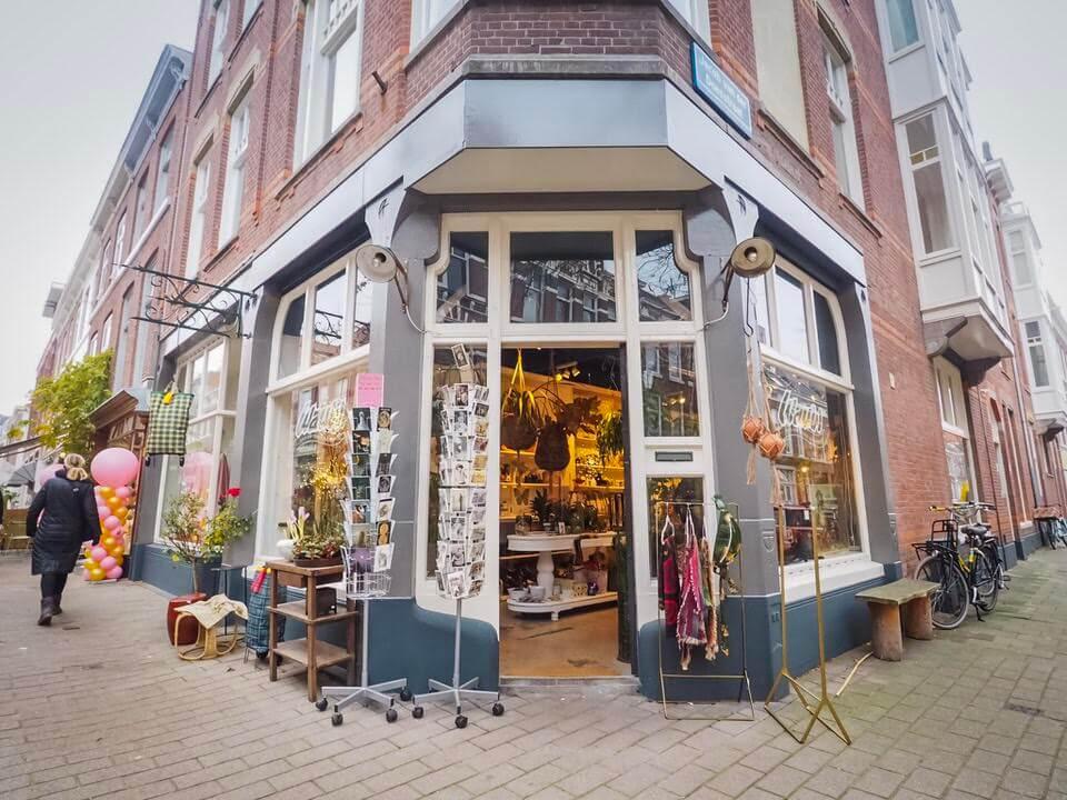 Hague shopping
