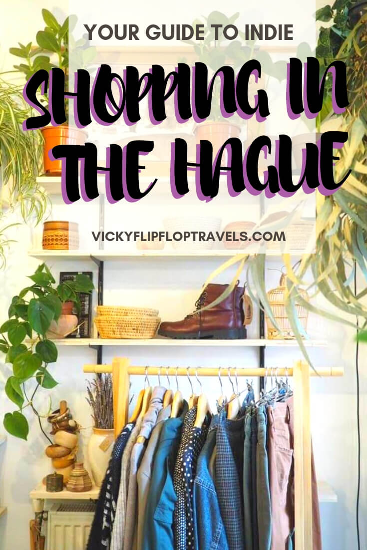Guide to shopping in the Hague