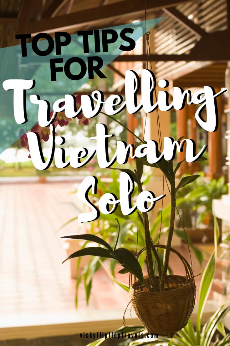 How to travel vietnam solo