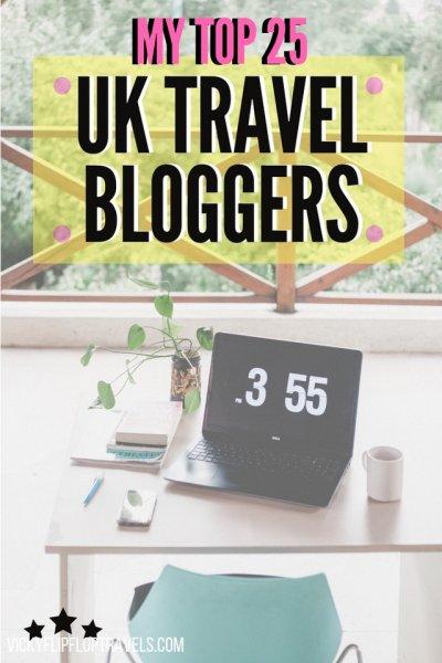 top UK travel bloggers