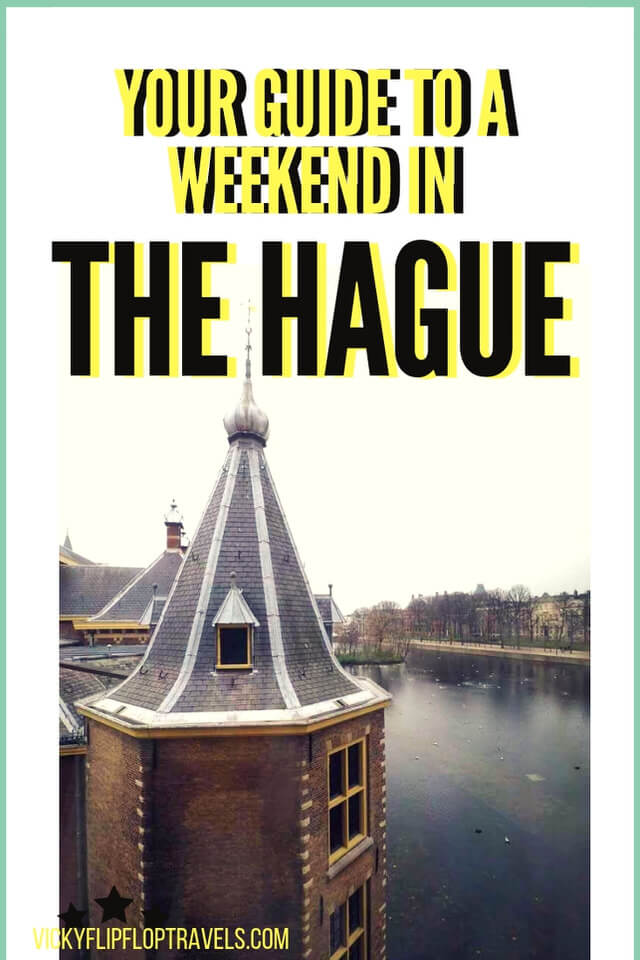 The Hague for the weekend