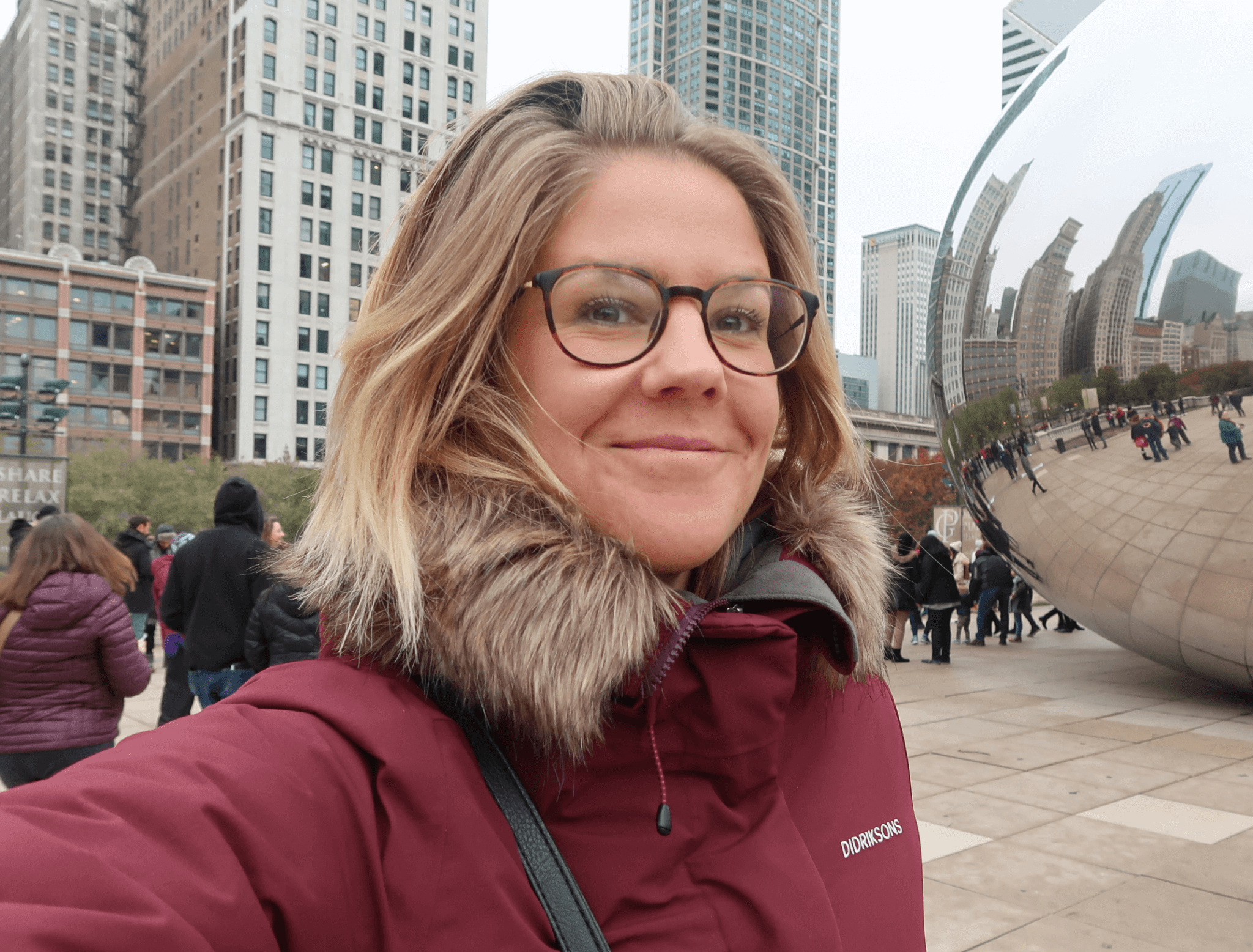 Visit The Bean in Chicago