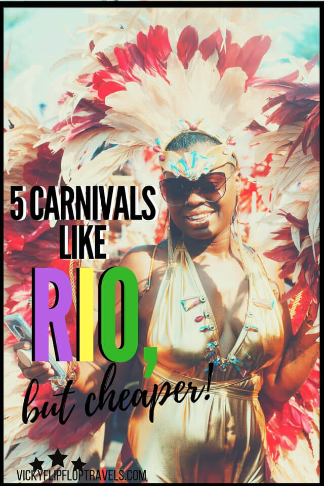 Rio Carnival but cheaper