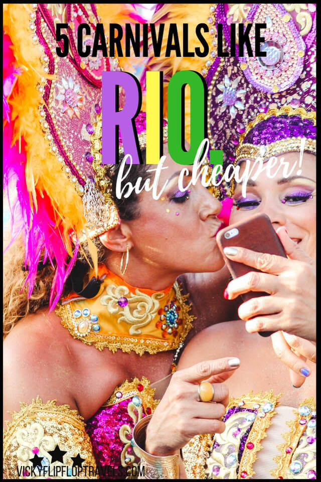 Cheaper Rio Carnivals