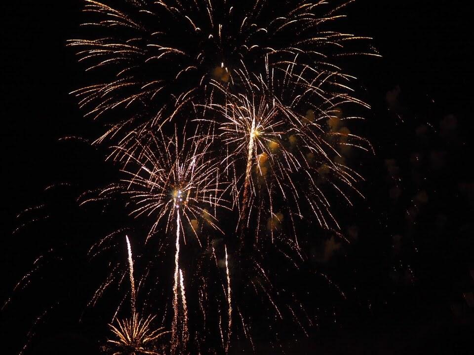 Las Fallas Fireworks