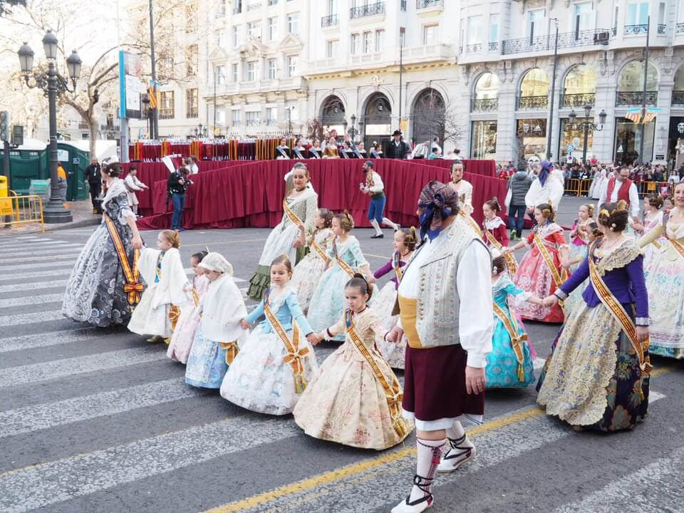 What to do at Las Fallas Festival