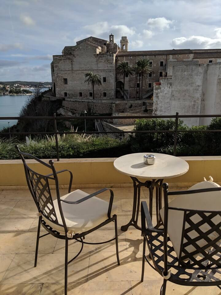 Menorca Museum views