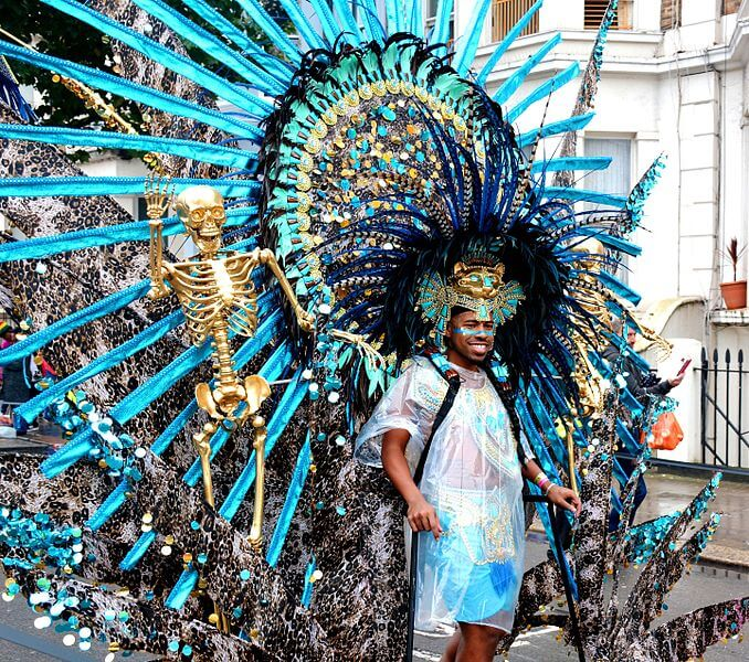 Notting Hill Carnival – cheaper than Rio