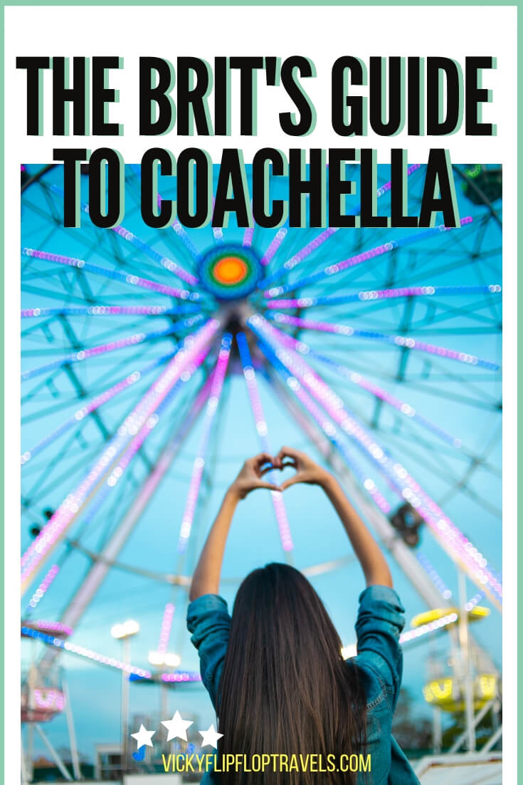 Guide to Coachella Festival