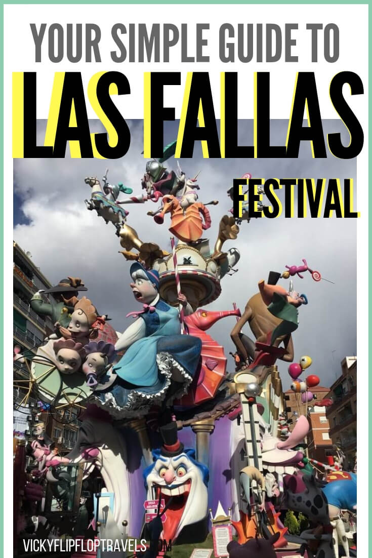 Guide to Las Fallas Festival
