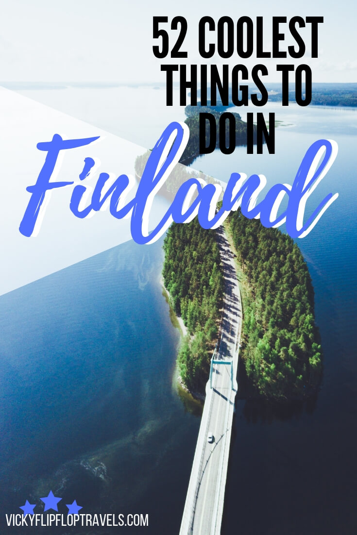 Best things to do in Finland